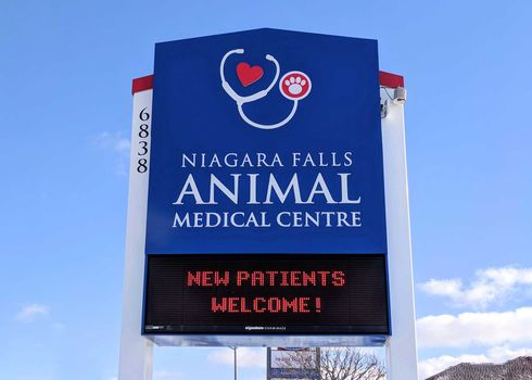 Niagara Falls Animal Medical Centre